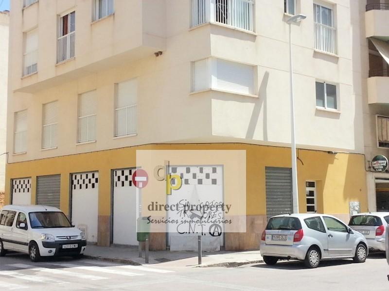 Fachada - Local en alquiler en calle Bergantin, Altet, el - 117839647
