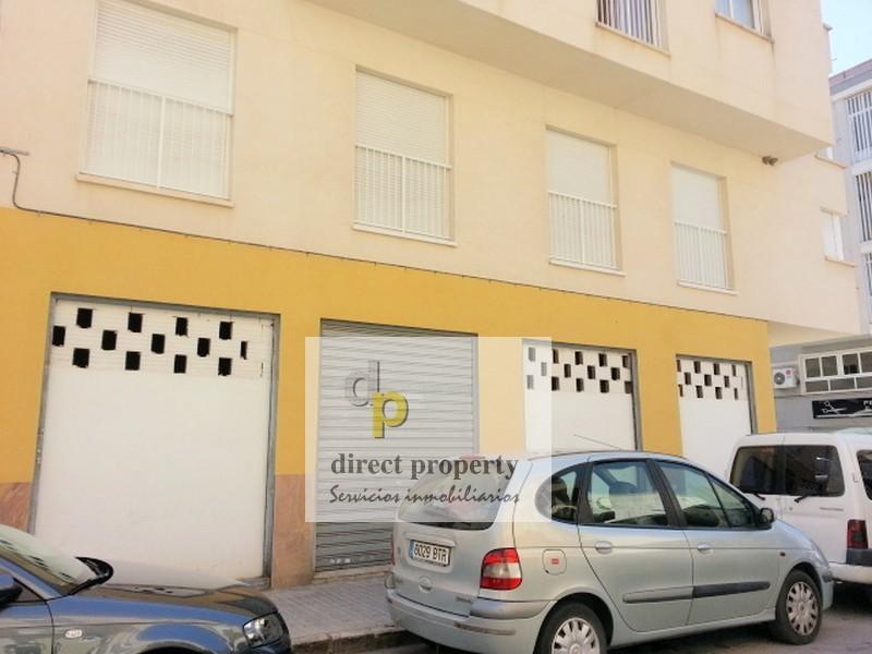 Fachada - Local en alquiler en calle Bergantin, Altet, el - 117839651