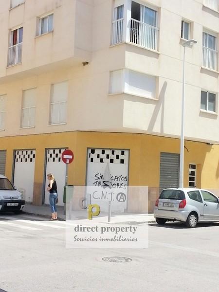 Fachada - Local en alquiler en calle Bergantin, Altet, el - 117839653