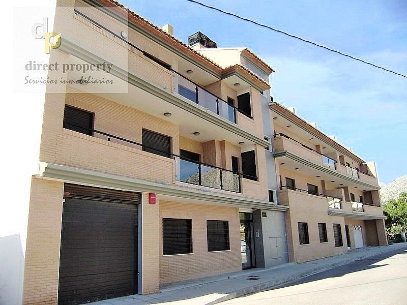 Fachada - Apartamento en venta en calle San Antonio, Beniarbeig - 157494041