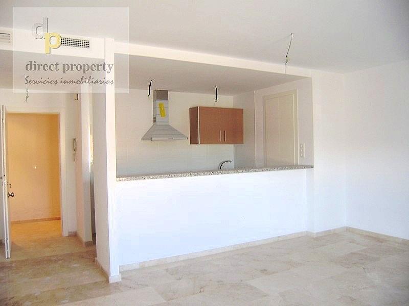 Comedor - Apartamento en venta en calle San Antonio, Beniarbeig - 157494049