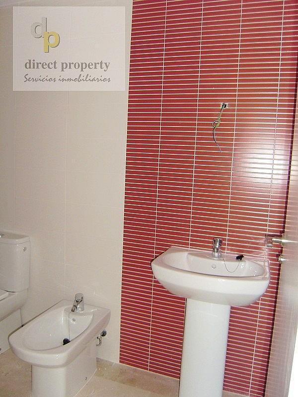 Baño - Apartamento en venta en calle San Antonio, Beniarbeig - 157494061