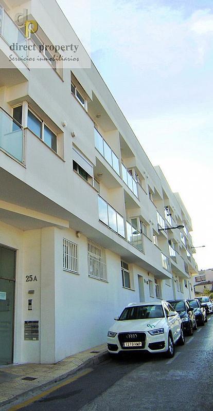 Fachada - Apartamento en venta en plaza Nueva, Benitachell/Poble Nou de Benitatxell (el) - 197458684