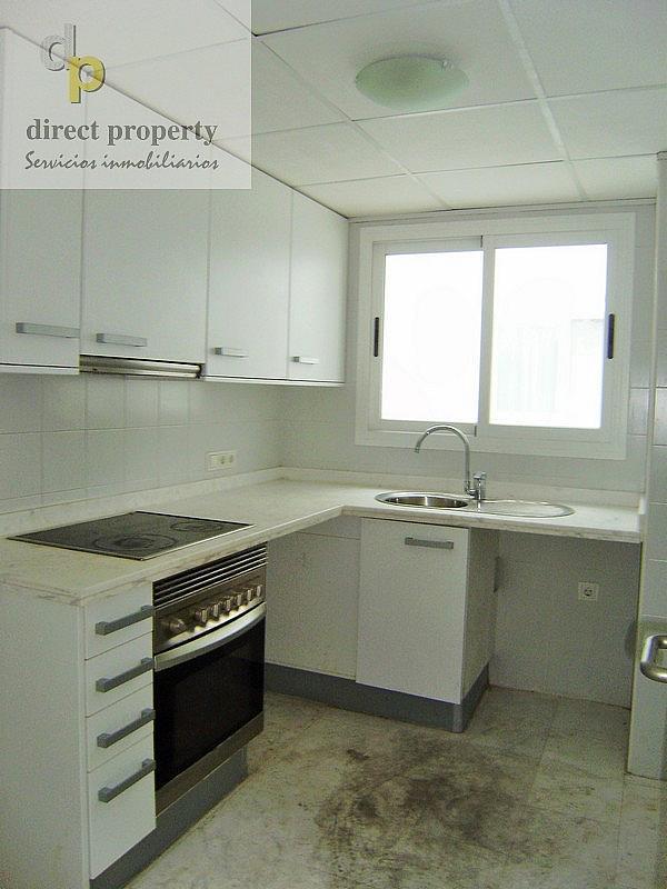 Cocina - Apartamento en venta en plaza Nueva, Benitachell/Poble Nou de Benitatxell (el) - 197458694