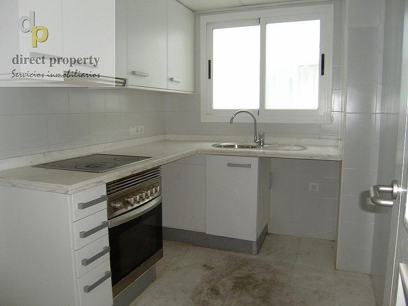 Cocina - Apartamento en venta en plaza Nueva, Benitachell/Poble Nou de Benitatxell (el) - 197458697