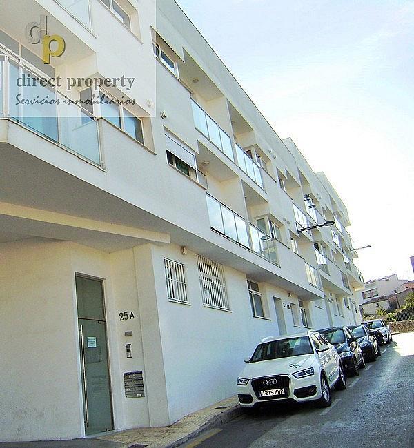 Fachada - Apartamento en venta en plaza Nueva, Benitachell/Poble Nou de Benitatxell (el) - 197458708