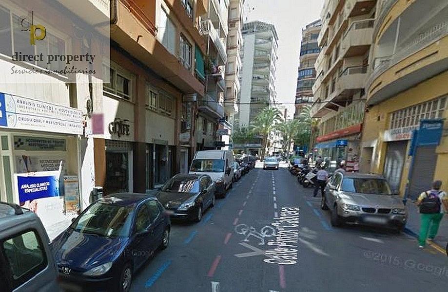 Entorno - Local comercial en alquiler en calle Pintor Cabrera, Centro en Alicante/Alacant - 211937418