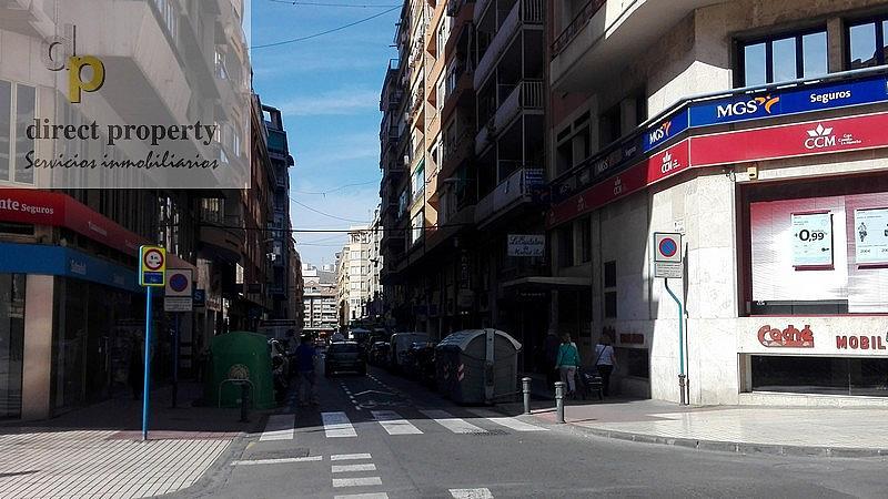 Entorno - Local comercial en alquiler en calle Pintor Cabrera, Centro en Alicante/Alacant - 259609923