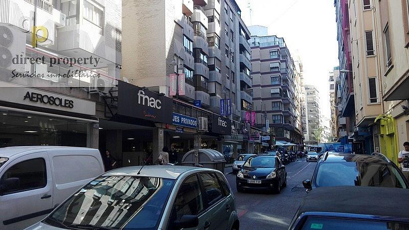 Entorno - Local comercial en alquiler en calle Pintor Cabrera, Centro en Alicante/Alacant - 259609941