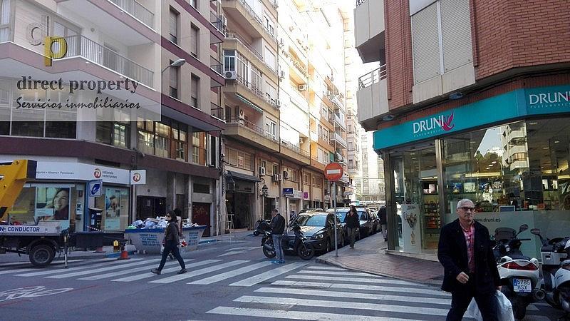 Entorno - Local comercial en alquiler en calle Pintor Cabrera, Centro en Alicante/Alacant - 259609948