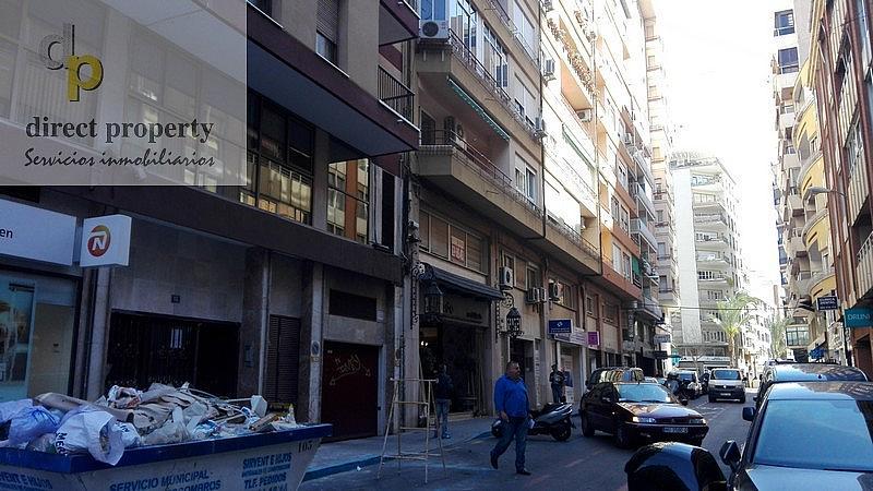 Entorno - Local comercial en alquiler en calle Pintor Cabrera, Centro en Alicante/Alacant - 259609954