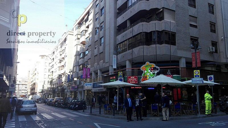Entorno - Local comercial en alquiler en calle Pintor Cabrera, Centro en Alicante/Alacant - 259609957