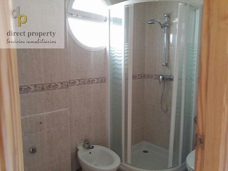 Baño - Apartamento en venta en calle Arabi, Alfaz del pi / Alfàs del Pi - 214238756
