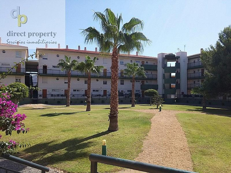Jardín - Apartamento en venta en calle Arabi, Alfaz del pi / Alfàs del Pi - 214238769