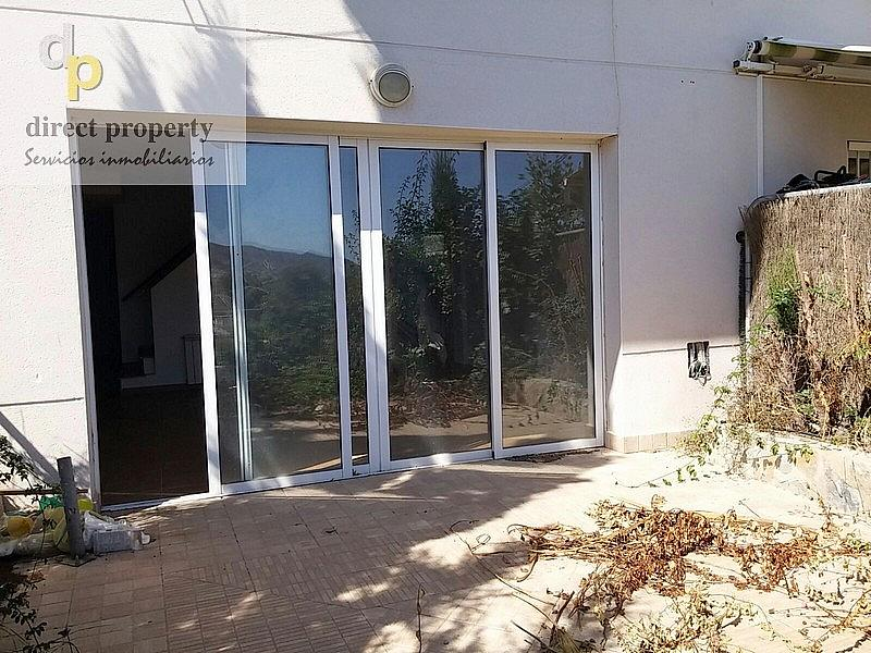Terraza - Apartamento en venta en calle Arabi, Alfaz del pi / Alfàs del Pi - 214238803