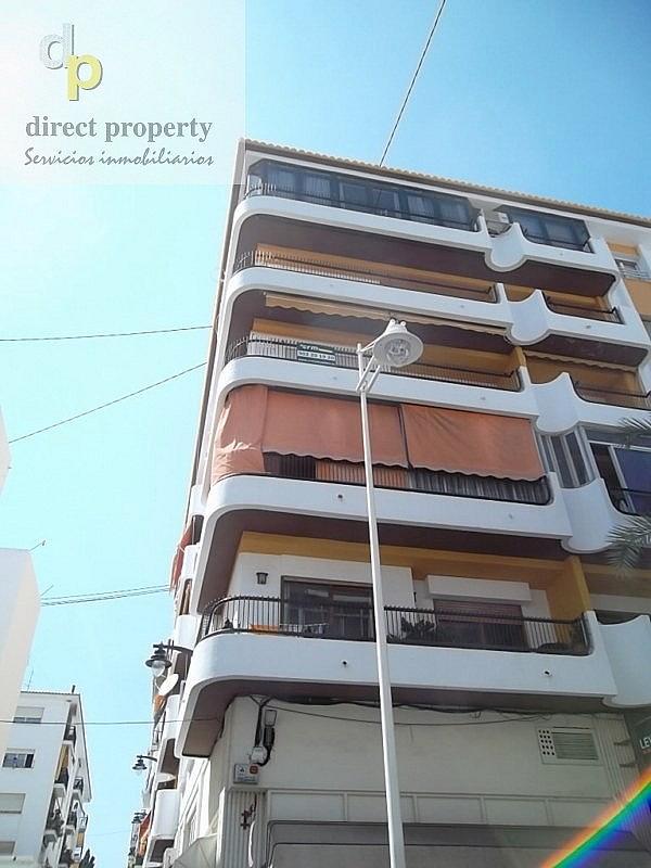 Fachada - Apartamento en venta en calle Gabriel Miro, Altea - 218878575