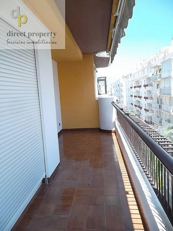 Terraza - Apartamento en venta en calle Gabriel Miro, Altea - 218878653