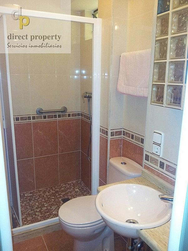 Baño - Piso en alquiler en calle San Bartolome de Tirajana, Arenales del Sol, Los - 218897599