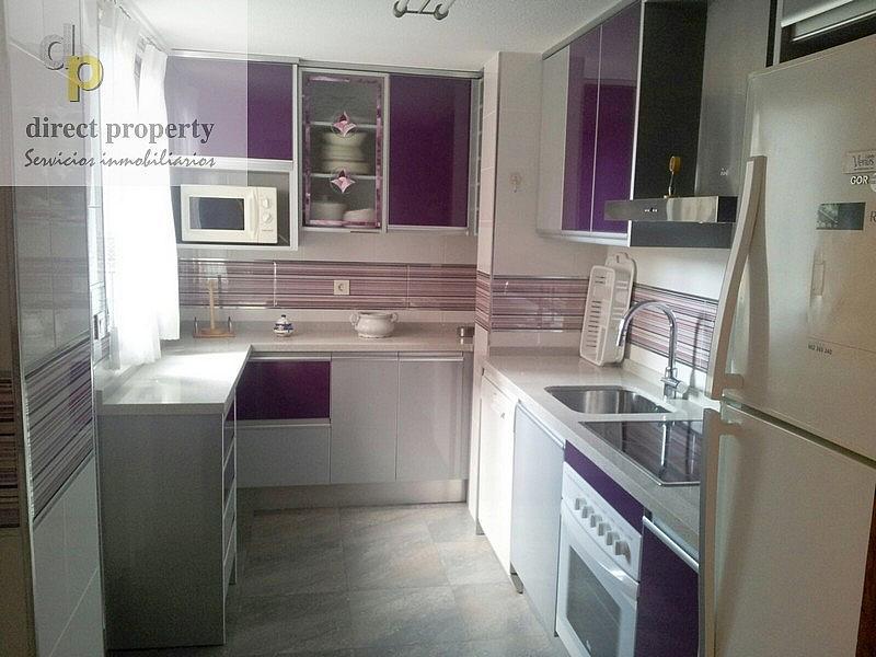 Cocina - Piso en alquiler en calle San Bartolome de Tirajana, Arenales del Sol, Los - 218898000