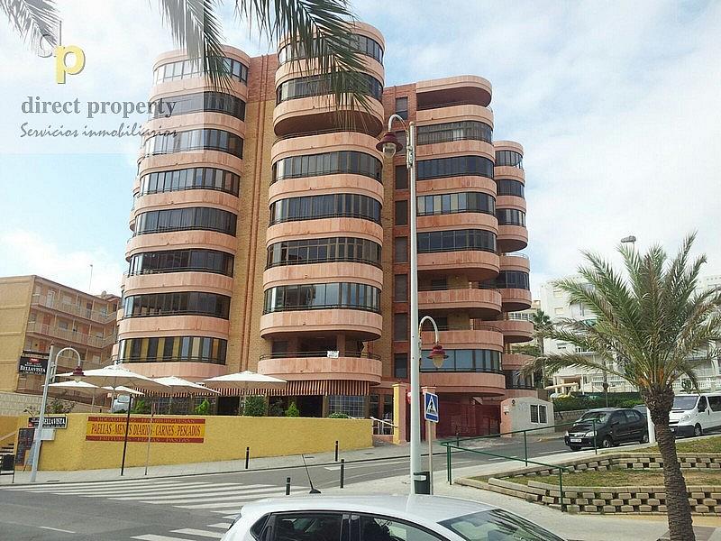 Fachada - Piso en alquiler en calle San Bartolome de Tirajana, Arenales del Sol, Los - 218898177