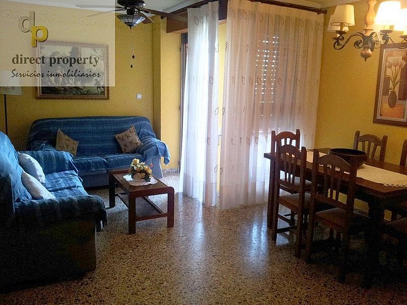 Salón - Piso en alquiler en calle San Bartolome de Tirajana, Arenales del Sol, Los - 218898772