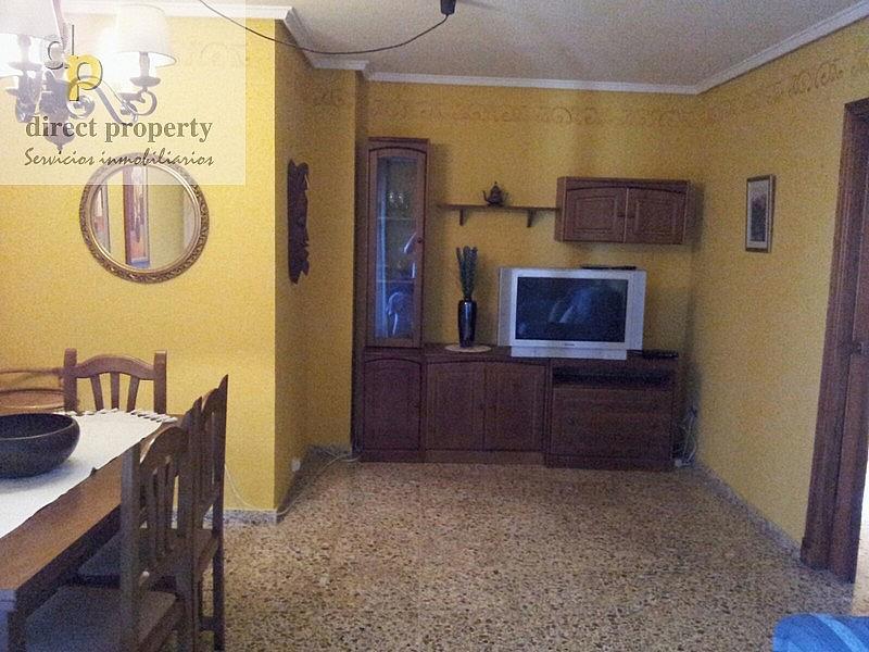 Salón - Piso en alquiler en calle San Bartolome de Tirajana, Arenales del Sol, Los - 218899644