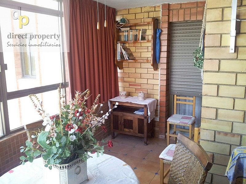 Terraza - Piso en alquiler en calle San Bartolome de Tirajana, Arenales del Sol, Los - 218901652
