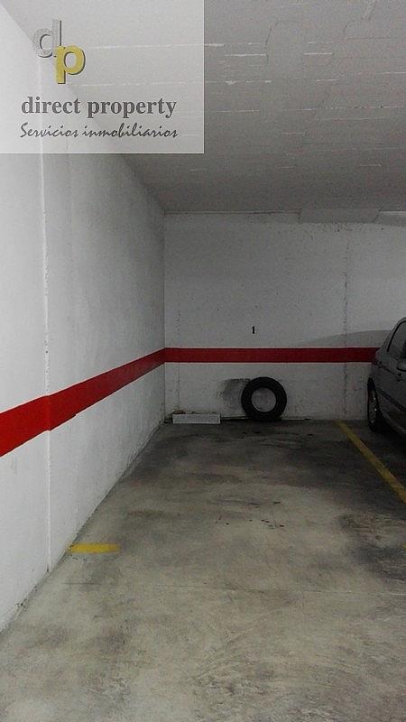 Garaje - Piso en alquiler en calle Rosa de Los Vientos, Torrellano - 221217993