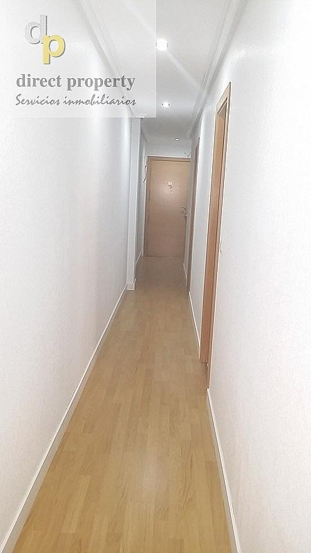 Pasillo - Piso en alquiler en calle Alcudia, Torrellano - 222377352