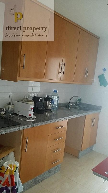 Cocina - Piso en alquiler en calle Alcudia, Torrellano - 222377391
