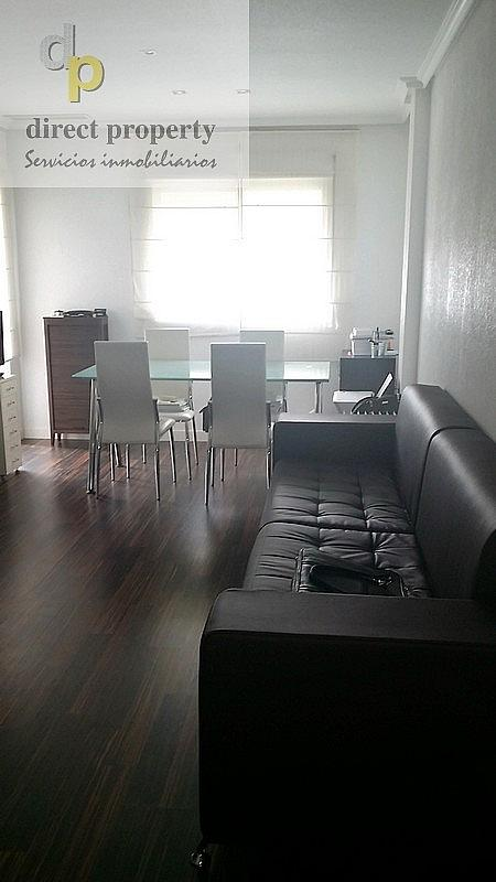 Salón - Piso en alquiler en calle Alcudia, Torrellano - 222377409