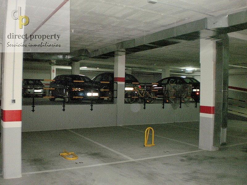 Garaje - Piso en alquiler en calle Alcudia, Torrellano - 222378176