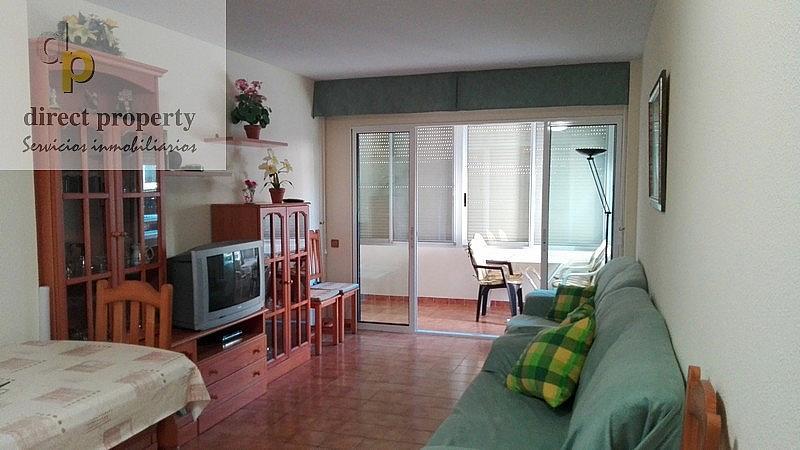 Salón - Piso en alquiler en calle Músico Juan la Torre Baeza, El Palmeral - Urbanova - Tabarca en Alicante/Alacant - 226656266