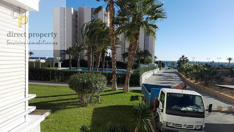 Vistas - Piso en alquiler en calle Músico Juan la Torre Baeza, El Palmeral - Urbanova - Tabarca en Alicante/Alacant - 226656280