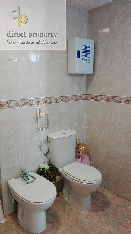 Baño - Piso en alquiler en calle Músico Juan la Torre Baeza, El Palmeral - Urbanova - Tabarca en Alicante/Alacant - 226656290