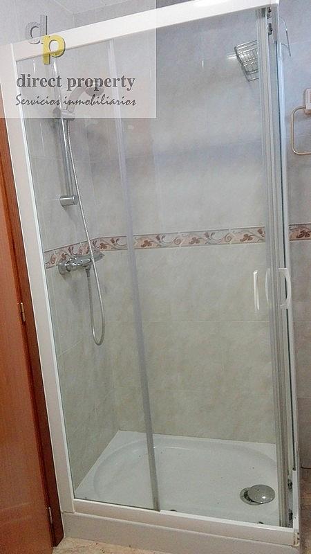 Baño - Piso en alquiler en calle Músico Juan la Torre Baeza, El Palmeral - Urbanova - Tabarca en Alicante/Alacant - 226656293