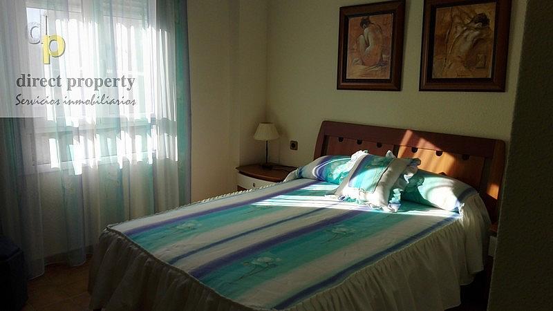Dormitorio - Piso en alquiler en calle Músico Juan la Torre Baeza, El Palmeral - Urbanova - Tabarca en Alicante/Alacant - 226656301