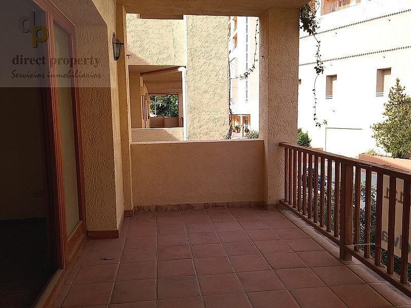 Terraza - Apartamento en venta en calle Miguel Morillo, Altea - 237965047