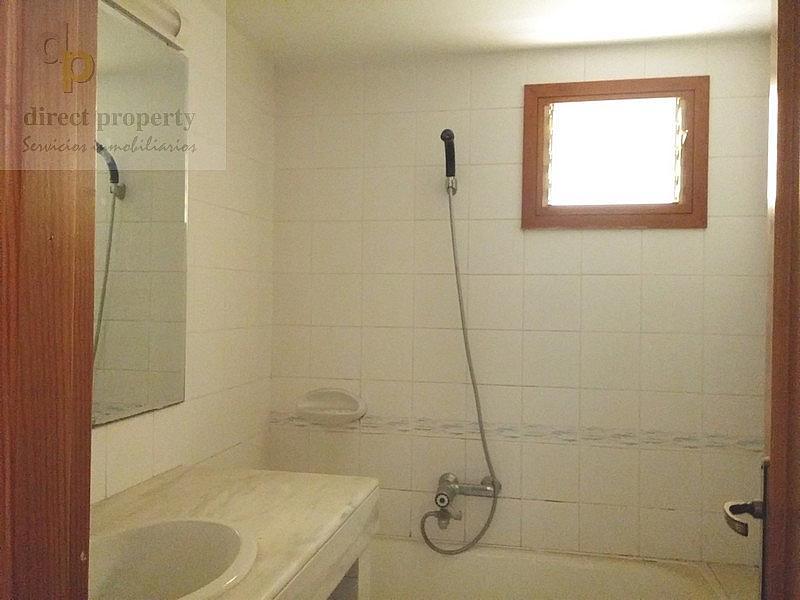 Baño - Apartamento en venta en calle Miguel Morillo, Altea - 237965060