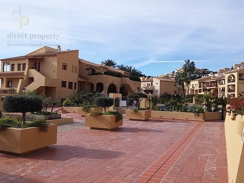 Zonas comunes - Apartamento en venta en calle Miguel Morillo, Altea - 237965067