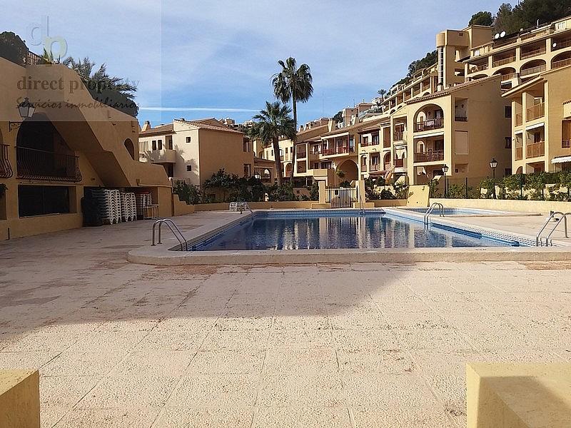 Piscina - Apartamento en venta en calle Miguel Morillo, Altea - 237965073