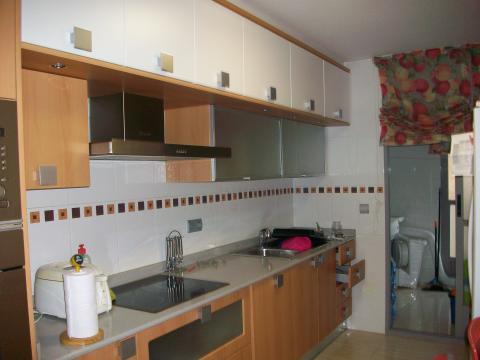 Cocina - Piso en alquiler en calle Mayrena, Caravaca de la Cruz - 40483014