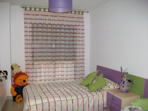 Dormitorio - Piso en alquiler en calle Mayrena, Caravaca de la Cruz - 40483022
