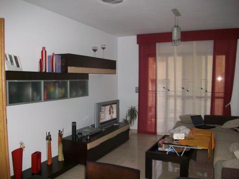 Comedor - Piso en alquiler en calle Mayrena, Caravaca de la Cruz - 40483029