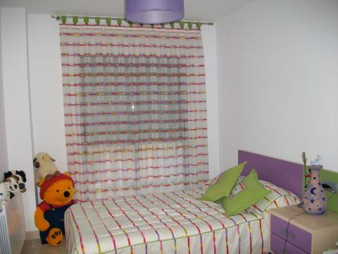 Dormitorio - Piso en alquiler en calle Mayrena, Caravaca de la Cruz - 40483046