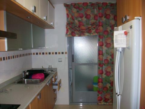 Cocina - Piso en alquiler en calle Mayrena, Caravaca de la Cruz - 40483053