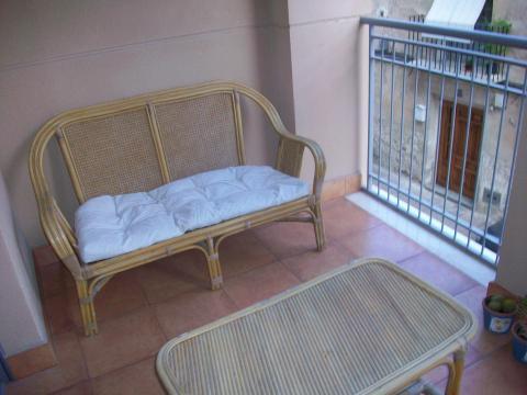 Balcón - Piso en alquiler en calle Mayrena, Caravaca de la Cruz - 40483070