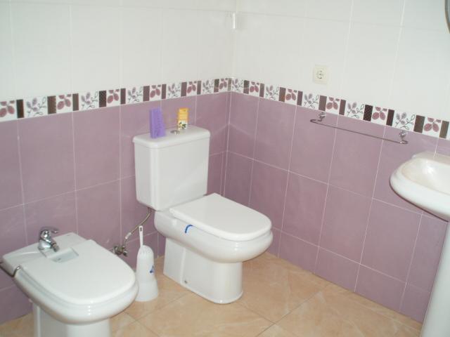 Baño - Apartamento en alquiler de temporada en calle Rifeños, Caravaca de la Cruz - 88724036