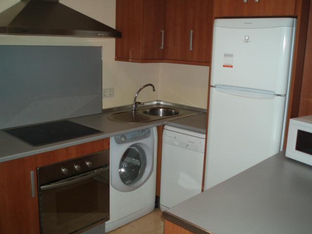 Cocina - Apartamento en alquiler de temporada en calle Rifeños, Caravaca de la Cruz - 88724044