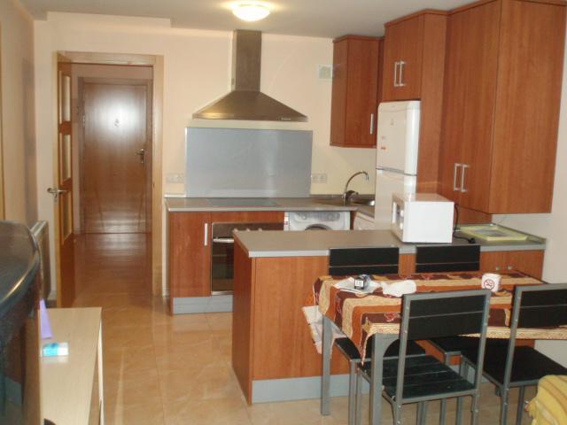 Cocina - Apartamento en alquiler de temporada en calle Rifeños, Caravaca de la Cruz - 88724052